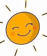 Smilende sol
